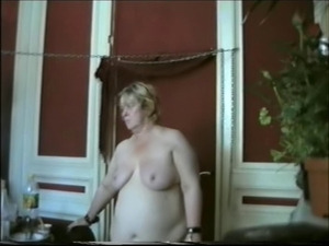 Ghislaine, a belgian submissive BBW