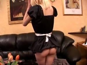 Swedish girl Emma as Waitress r ... free