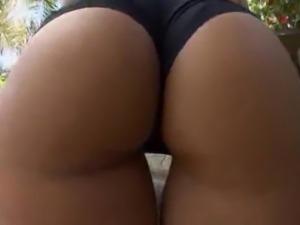 Elena and her big booty