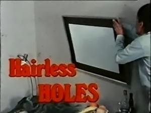 Vintage 70s danish - Hairless Holes (german dub) - cc79