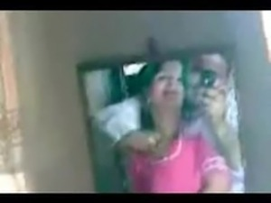 Indian Aunty Getting Ready indian desi indian cumshots