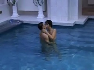 Cute boys having sex in pool part6