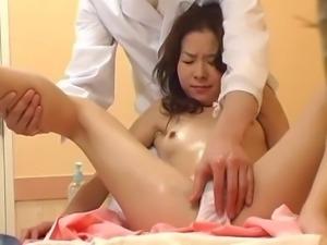 Japanese Wives Fucked at Esthetic Salon Pt2 - Cireman