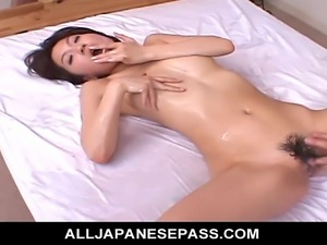 Gorgeous and kinky MILF Airi Nakajima has a few of her fuck buddies over for...