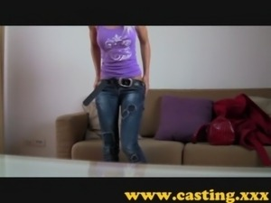 Casting - a beautiful angel get ... free