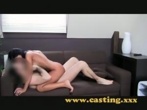 Casting - Mega-tanned Czech gir ... free