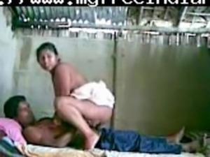 Spying My Desi Maid With Her Boy Friend  indian desi indian cumshots arab