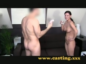 Casting - European babe is anally intrigued free