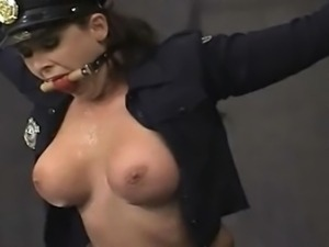 Woman cop