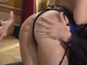 natural milf nailed by her boss