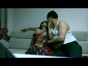 Sameera Aunty Kiss Boob Press Sucking n Fucking by Boss free