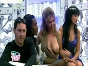 compilation of celebrities tits free