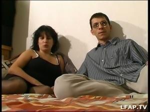 Libertine francaise avec de gros seins se fait sodomiser free