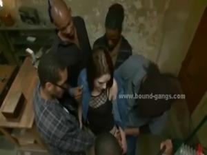 Lady brutal sado maso gang bang sex free