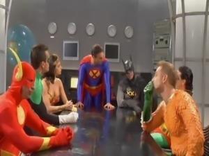 Justice League Of Pornstar Heroes 1 free