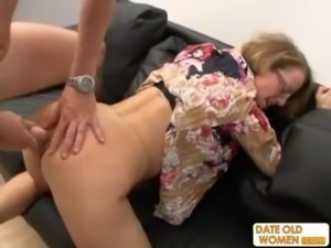 Librarian nasty granny fulfill her sex dream free