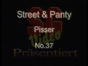 STREET & PANTY PISSER    No. 37 free