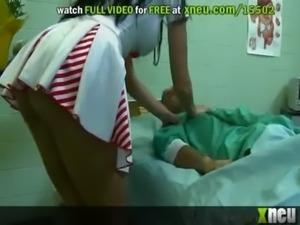 Hot Anal Sex With The Brunette Euro Nurse Aletta Ocean free