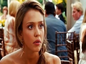 Jessica Alba good luck Chuck