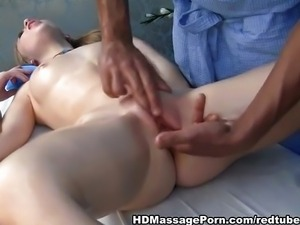 massage ended squirt