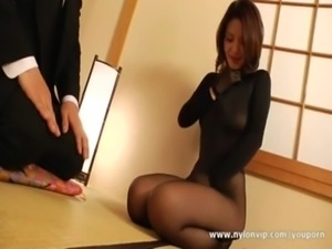 horny pantyhose fuck stockings sex nylon free