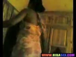 Sudanese Sharmota Dance
