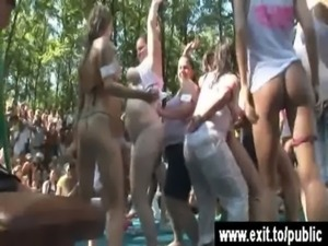 Total Sex Disorder at outdoor sex Party free