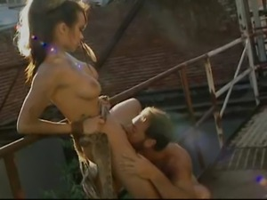 Bonus Gina LaMarca and Asia Carrera Scenes - Breeders