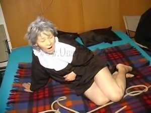 old nun whipped and much more