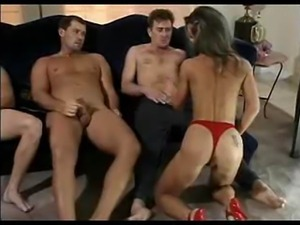 cutie gets lots of anal cock