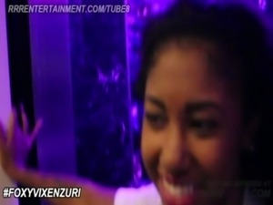 Pretty Black Girl Does Her First Time Video For Cash free