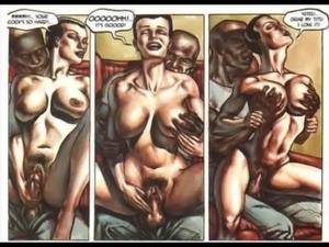 Hardcore Sexual Orgy Comic free