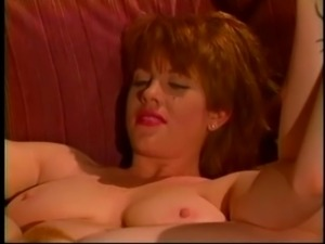 Pale Redhead Rusty Getting Fucked In Younger Days