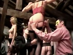 French GangBang