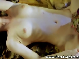 Fantasy women outdoors sucking pussy for each other