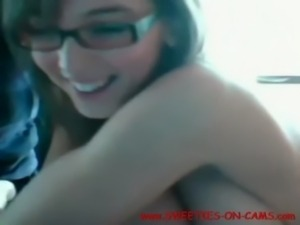 Father & Daughter on Webcam free