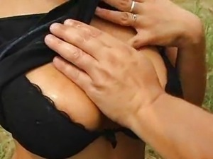 Hot babes fucked in the country
