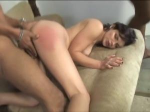 Bobbi Starr IR anal gangbang