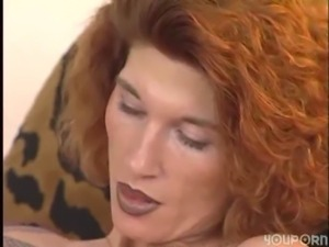 Tattooed lady gets herself off - || www.PornoWalk.com || free