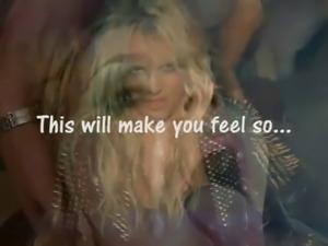 Britney Spears Cum Trainer