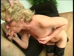 Naughty Hairy Grannies 1