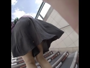 Little Upskirt Compilation - Berlin Girls