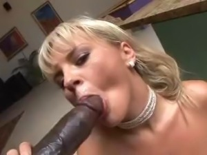 Bree takes the Lee's bigblack cock