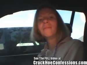 Crazy ass crackhoe Chris tells her story free