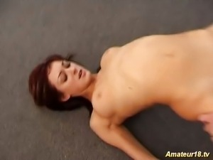 Flexible beauty gets pounded