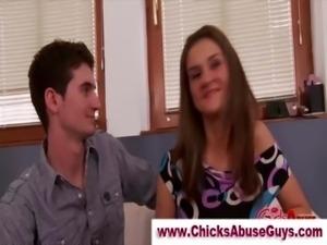Girls abuse guys 2 (49) free