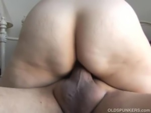Mature amateur fucked and a facial free