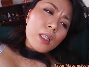 Miki Sato plugged