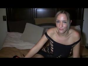 Cum in her tight pussy