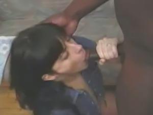 Amteur seska nailed by black cock